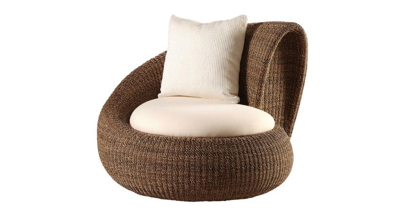 Mollusc Lounge Chair PV (2011)